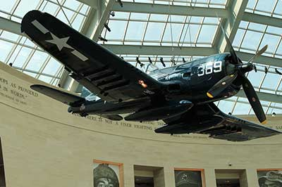 Corsair, National Museum of the Marine Corps