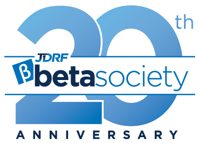 Beta Society 20th logo
