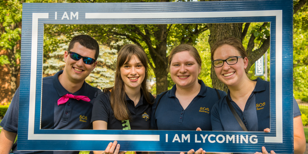 Banner image - Slide 5 - Meet friends who love Lycoming!