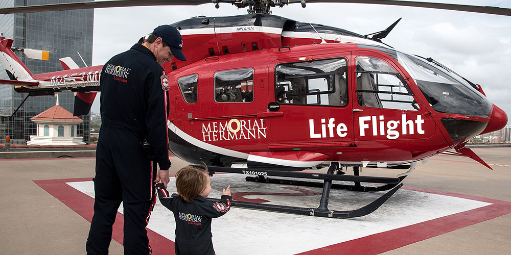 The Rewards of Creative Giving | The Memorial Hermann Foundation